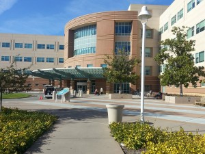 Building 100, VA Hospital Palo Alto (Wayne Hseih)