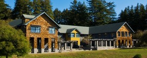 UC Santa Cruz's ARC Building - photo from the UCSC website by Jim McKenzie