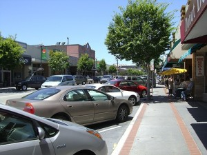 Downtown San Carlos, 2007 (Takashi Matsumoto)